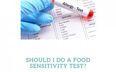 Should I get a Food Sensitivity Test?