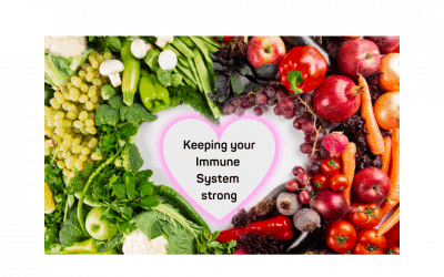 Keeping Your Immune System Strong!