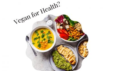 Does a Vegan Diet Make Health Sense??